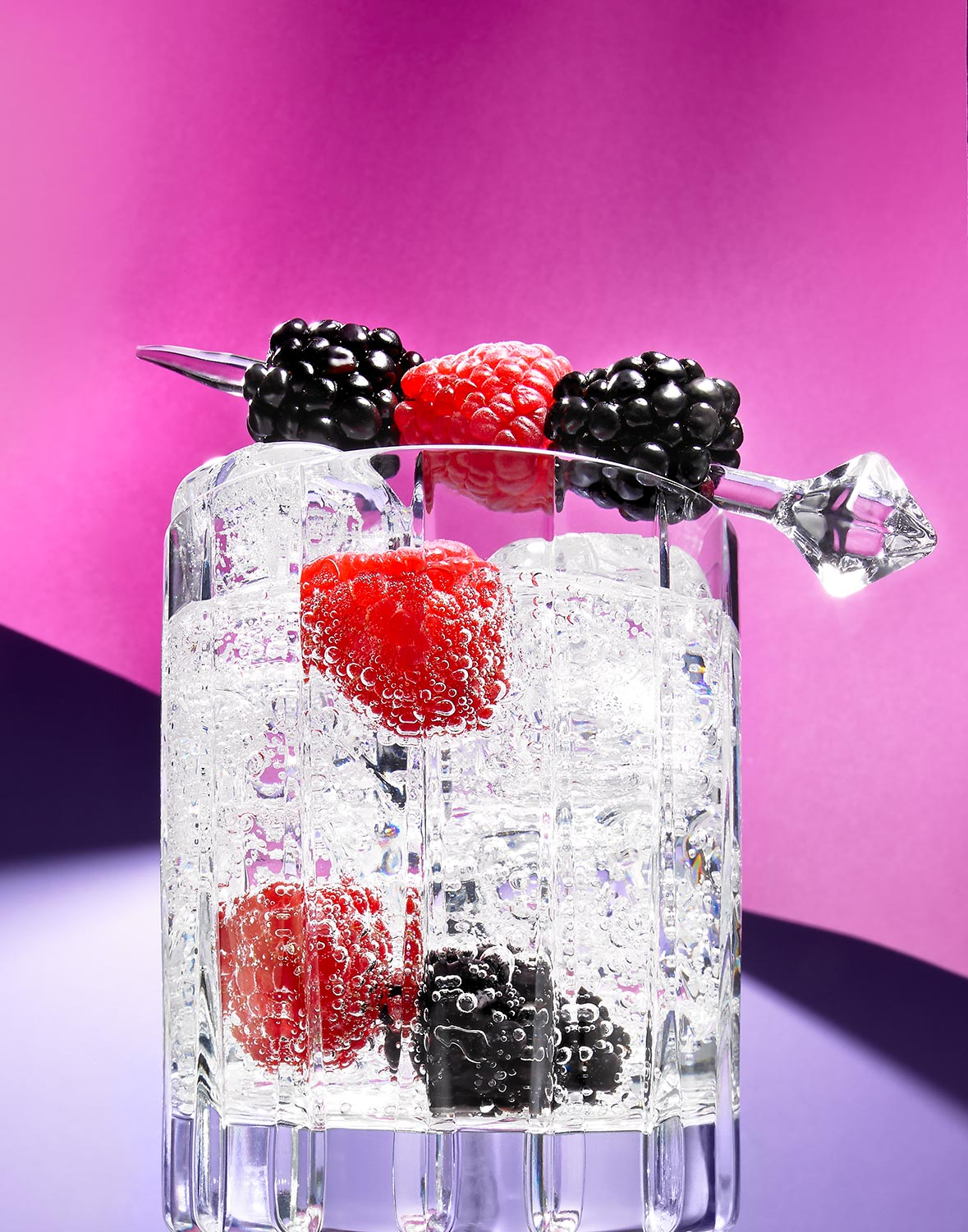Berries-Gin-Cocktail